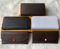 зиппи-кошельки оптовых-ZIPPY кошелек вертикальный самый стильный способ носить с собой деньги, карты и монеты известный дизайн мужчины кожаный кошелек держатель карты длинный бизнес