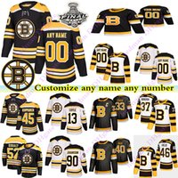 Wholesale bruins rask jersey for sale - Group buy Boston Bruins jerseys RASK COYLE KREJCI KRUG KURALY KOPPANEN JOHANSSON Customize any number any name hockey jersey