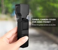 Wholesale 3pcs Full Cover Gimbal Camera Protector Lens Protective Case Cover for DJI Osmo Pocket Handheld Gimbal Camera