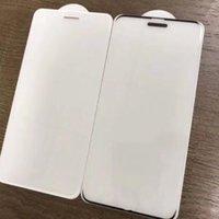 protecteur d'écran de téléphone chaud achat en gros de-Vente chaude 3D Film Protecteur D'écran En Verre Trempé Couverture Complète Couverture Complète Film Pour Iphone Xr Xs X 8 7