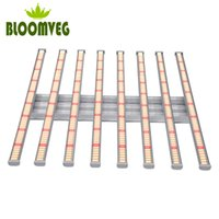 Wholesale grow lights leds resale online - 750w bars Full spectrum Led grow lights US UK Samsung LM2835 high bin LEDs ultra high PPFD replace HPS W and W perfectly