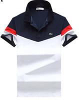 algodão marinho venda por atacado-Alta Qualidade Novos Homens Crossfit T Shirts Homens T-Shirt Muitos super Mary Esporte Top Tees O Pescoço de Algodão camiseta de Manga Curta Casuais