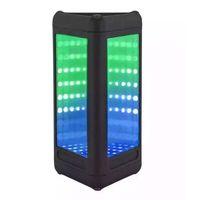 Wholesale sports mini speaker for sale - HOT Sports Portable Bluetooth Speaker LED Lamp Speaker Subwoofer Colorfull Wireless Bluetooth Deep Subwoofer Stereo Mini Portable Speakers