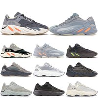 Wholesale color magnets for sale - Group buy 700 New Color Magnet Inertia V2 Tephra Kanye West Designer Shoes Wave Runner Mauve Geode Vanta Analog Static Mens Womens Running Sneakers