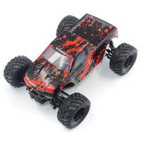 4wd дрейфующие автомобили rc оптовых-RC Автомобиль 4WD 2.4 ГГц 1:18 Масштаб Электрическим Приводом Внедорожник 30 км / ч Высокоскоростной RC Drift Racing Car Модель Мальчики Игрушки