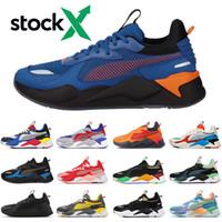 Acheter 2020 Pumas Chaudrs X Rs X Transformateurs De Jouets Réinvention Hommes Femmes Chaussures De Course Fuchsia Formateurs Hommes Baskets De Sport