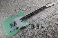 Wholesale guitars custom shop blue resale online - New Custom Shop Closet Classic Sonic Blue electric guitar
