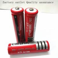 bateria recarregável de 3.6v venda por atacado-Alta Qualidade 18650 4800 mah bateria recarregável de lítio para Fashlight, banco do poder, eletrônica ou LED lanterna caso de energia do telefone hot selli