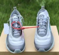 ingrosso coni esterni-97 Off Running Shoes OG Menta Cono The Queens Nero Bianco Verde Grigio 97s Uomo Donna Trainer Outdoor Designers Sport Marca Sneakers 36-45
