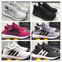 Wholesale tubular running resale online - 2018 Tubular Shadow Knit CQ2118 Runner Again Triple black White red pk M Primeknit Men Women Running Shoes sports Casual Shoes US5