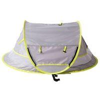 ingrosso biancheria da letto-Lettino da viaggio per bambini, Tenda da spiaggia per bambini portatile UPF 50+ Sun Shelter, Tenda da viaggio per bambini Pop Up Zanzariera e 2 perni, Ultralight Wei