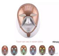 máscara de latas venda por atacado-máscara facial 6 cores Toque pode variar em sete cores vs batom