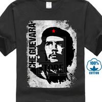 Che Guevara vintage t-shirt-Cuba Cuba guérilla raf Comandante Castro demo El