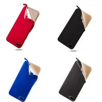 vinyl apfel groihandel-Metallic Chrome Aufkleber zurück Vinyl Wrap für iPhone X XS MAX XR 8 7 6 6 s sowie Haut Aufkleber Aufkleber schwarz
