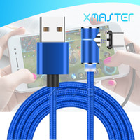 Wholesale micro usb v8 magnetic charging cable for sale – best 3A Magnetic USB Sync Data Cable Fast Charger Line ft ft Micro V8 USB Quick Charging Cord Degree Design for Game xmaster