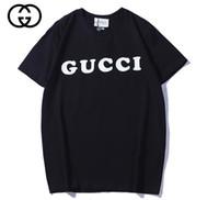ingrosso kimono farfalla-Maglietta da donna Butterfly Print XXSGucci Uomo Top T-shirt a manica corta Tops for Summer Cotton T-shirt casual da uomo di lusso