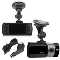Wholesale hdmi digital video recorder resale online - 2 inch Full HD P Car DVR Dash Camera Digital Video Recorder Wide Angle Lens Vehicle Camcorder Night Vision HDMI WDR TF