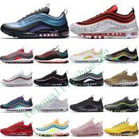 sapatos de corrida para homens tn venda por atacado-2020 Vapores Tn 97 Throwback Futuro Ativo para as Mulheres Homens Running Shoes Jayson Tatum 97s Designer Homens sapatilhas Maxes Tamanho 36-46