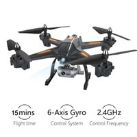 Wholesale Gobal Drone Wifi FPV Drone With Camera HD Wide Angle P Quadrocopter High Hold RC Dron Easy Remote Control Toys for Children