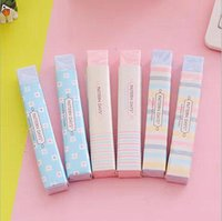 Wholesale eraser rubbers for sale - Group buy LOVE FRESH LONG ERASER SOFT ELASTIC NO OBVIOUS DEFORMATION AFTER WEAR USER FRIENDLY SUITABLE for CHILDREN over YEARS OLD WIDE RANGE of USE