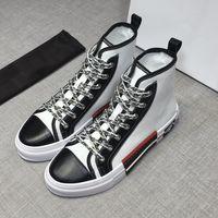 ingrosso designer scarpe online-Uomo scarpe firmate luxuxy mc in vera pelle lace up scarpe casual piattaforma online mens dress shoes unisex con top qua rd180701904