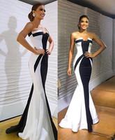 sexy tan spitze groihandel-Ebi Arabisch Abendkleider Einfach Sexy Günstige Nixe-Satin-Abschlussball-Kleid-elegante formale Partei-Zweite Bridesmaid Empfang Kleider 199