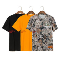 Wholesale long sleeve polo fashion online - Heron Preston T Shirt New High Quality Designer T Shirt Heron Preston Men Women Hiphop Streetwear Casual Short Sleeve Polo S XL