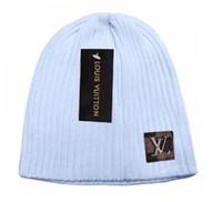 ingrosso berretti di lana-Nuovi designer Unisex Primavera Inverno Cappelli per il cappello di lana Uomini Mens Beanie Uomo Knit Bonnet Polo Beanie Gorro Chapeu a maglia addensare protezione calda