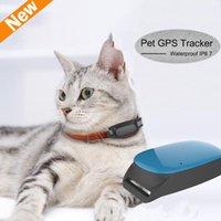 ublox gps toptan satış-Ublox çip Pet Tracker Mini Küçük GPS GSM / GPRS Tracker Çocuk Pet Köpek Takip rastreador de moto için su geçirmez sadece 35g