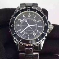 водонепроницаемые часы оптовых-H0685, швейцарские автоматические часы ETA2824, нейтральные часы, 38 мм, тройная пряжка, керамический ремешок, закрытое дно, водонепроницаемая глубина: 200 м
