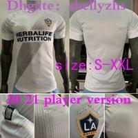Wholesale uniform shirts sale resale online - 2020 Player version MLS Los Angeles Galaxy Home Soccer Jerseys CHICHARITO Football Shirt Galaxy FC Football Uniforms Sales