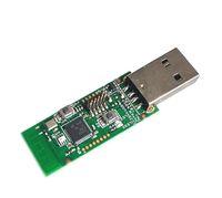 analisador sem fio venda por atacado-Sem fio Zigbee CC2531 Sniffer Nua Board Packet Módulo Analisador de Protocolo de Interface USB Dongle Módulo de Pacotes de Captura
