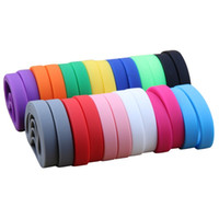 Wholesale climbing bracelet for sale - Group buy women Bracelet Silicone Hole Energy Power Wristband Fashion Bangle For fashion Outdoor Camping Many Colors bl ZZ