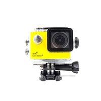 sjcam fall großhandel-Kamera-Zubehör Unterwassergehäuse mit USB-Kabel Ladegerät Abdeckung für SJCAM Sj4000 Sj7000 Sj9000 BR-19ING