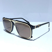 encantos gato metal venda por atacado-Nova designer de luxo mulheres Z1085E óculos de sol charme Cat Eye pentagrama óculos de metal flash grânulos design galsses 100% proteção UV400
