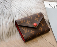 Wholesale organizer totes for women for sale - Group buy designer Tote AAA wallet High Quality Leather luxury Men short Wallets for women Men Coin purse Clutch Bags Card Holders with boxs