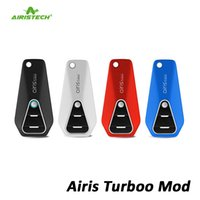 Wholesale heating cartridges for sale - Group buy Airistech Airis Turboo Key Battery mAh Vaporizer Voltage Perfect for Thick Oil Threading Cartridge Fast Heating Authentic