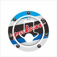 per YZF-R125 YZF-R15 MT-03 YZF-R25 YZF-R3 M-slaz150 KIMISS carbone Adesivo per tappo serbatoio auto