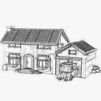 construir blocos de casas venda por atacado-Rei 83005 compatíveis Os Simpsons Série 71006 Modelos de construção de brinquedos The Simpsons Casa 2575pcs 16005 Building Blocks Brinquedos Hobbies