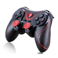 Wholesale phone controller game resale online - x3 T3 Bluetooth Wireless Gamepad S600 STB S3VR Game Controller Joystick For Android IOS Mobile Phones PC Game Handle Free DHL