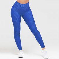 2de9dbfb330 Women Butt Lift Yoga Pants Fashion Ladies Hip Push Up Leggings Fitness  Workout Stretch High Waist Jogging Gym Trousers LJJW80