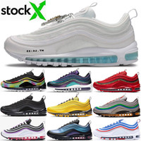 Wholesale white sneakers for sale - Group buy 2020 With Stock X MSCHF X INRI Jesus Bullet OG Mens Running Shoes Steelers Dallas Sean Wotherspoon s Women Designer Sneakers Trainers