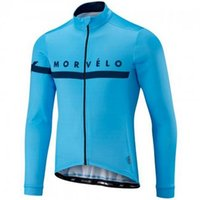Wholesale ciclismo maillot bike resale online - Morvelo cycling jersey men mtb bike bicicleta Pro Team sportswear Ropa camisa maillot Ciclismo long sleeve jersey clothing