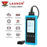 Wholesale launch oil reset tool for sale - Group buy Launch Creader S CR8001S OBD2 Code Reader OBDII Auto Car Diagnostic Tool Support Systems Oil EPB SAS BMS Reset pk CR8021