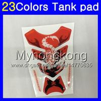 Wholesale protector for kawasaki resale online - 3D Carbon Fiber Tank Pad For KAWASAKI NINJA ZZR ZZR ZZR250 MY1 Gas Tank Cap Protector sticker decals
