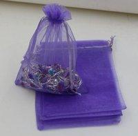 organza drawstring geschenk taschen großhandel-Frucht-Grün mit Drawstring-Organza-Geschenk Bagstc. Hochzeitsfest-Weihnachtsbevorzugungs-Geschenk-Taschen