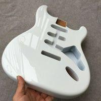 ingrosso corpo alder chitarra-Corpo di chitarra elettrica Stratocaster legno di ontano