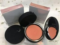 Wholesale shading highlight powder for sale - Group buy New In stock Bye pore blush natural pretty jennesa is quoi shades finish airbrush brightening blush highlight Blusher DHL