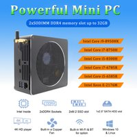 Wholesale mini pc i5 for sale - Group buy Newest th gen intel I9 HK i7 H i5 H Xeon Gaming Mini pc DDR4 Windows pro Gaming desktop computer M NVME SSD