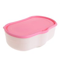 recipiente de caixa de tecido plástico venda por atacado-Recipiente recarregável do recipiente de armazenamento molhado plástico da caixa do tecido para limpezas do bebê